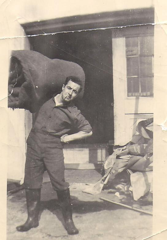 Fred Watertown circa 1944