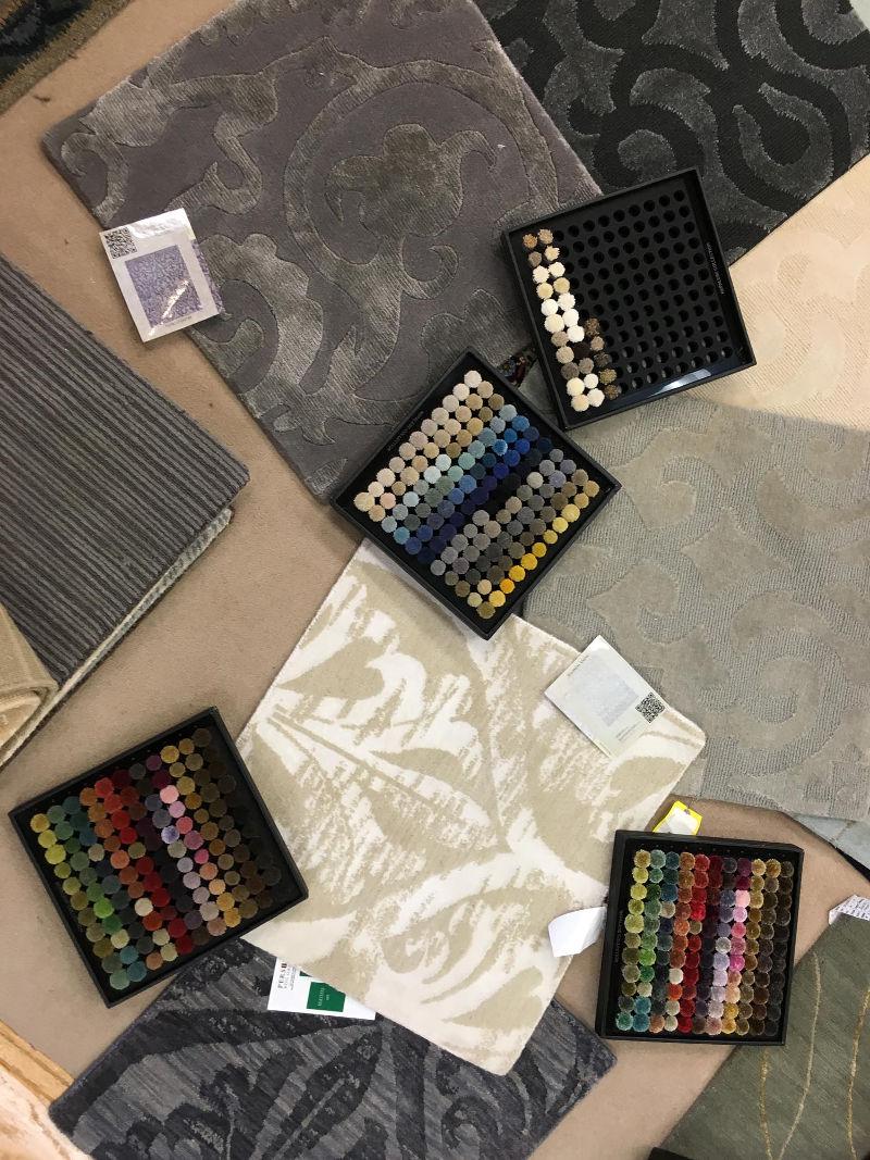 Custom Rugs at PRG