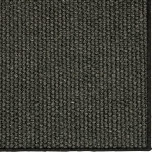 Basketweave Sisal Gunmetal